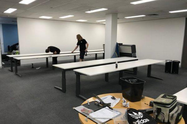 Schiavello workstation rebuild