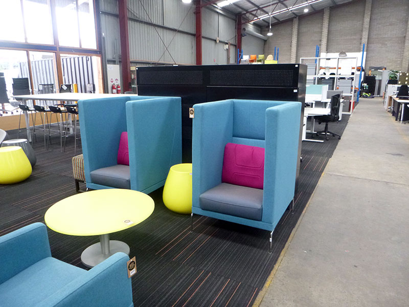 Booth Furniture for university