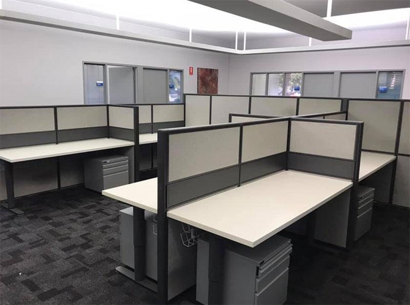 office workstation Victoria University