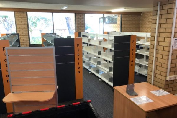Library relocation