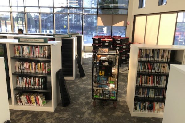 Library move