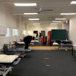 Nursing and physio relocation
