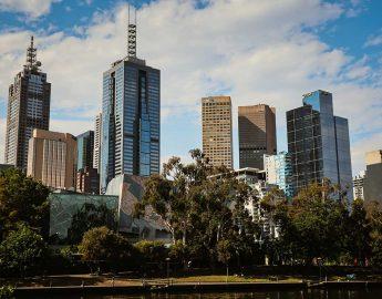 Melbourne office buildings