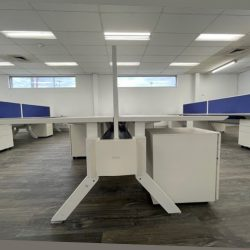 Seymour Whyte office workstations